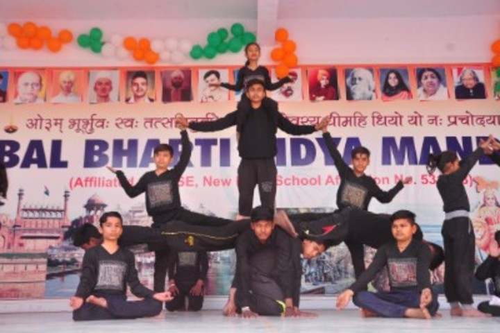 Bal Bharti Vidya Mandir High School-Activity