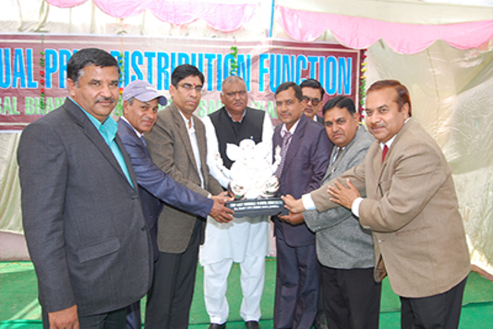 Bal Bharti Vidya Mandir High School-Awards