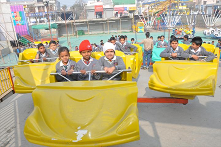 Bal Bharti Vidya Mandir High School-Games