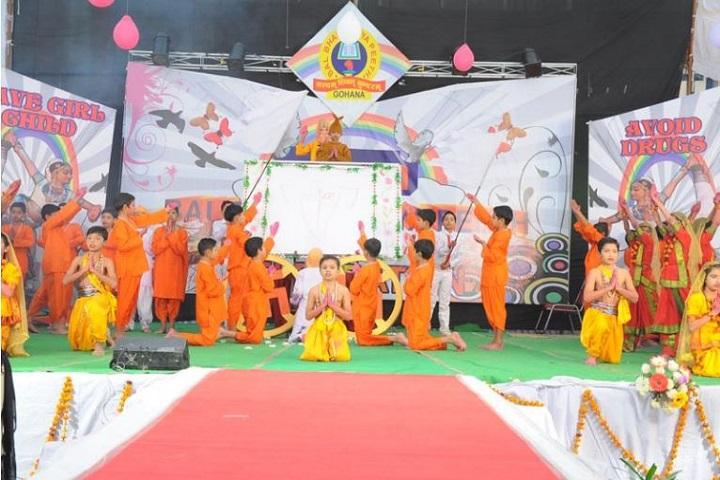 Bal Bharti Vidya Peeth-Dance Performance