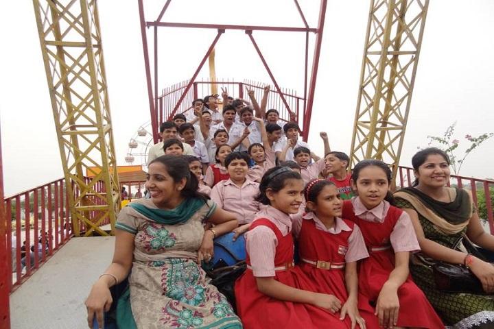 Bal Bharti Vidya Peeth-Excursion