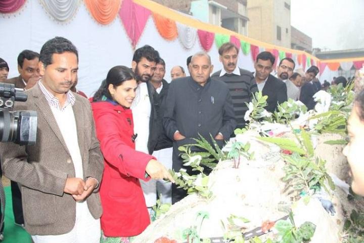 Bal Bharti Vidya Peeth-Exhibition