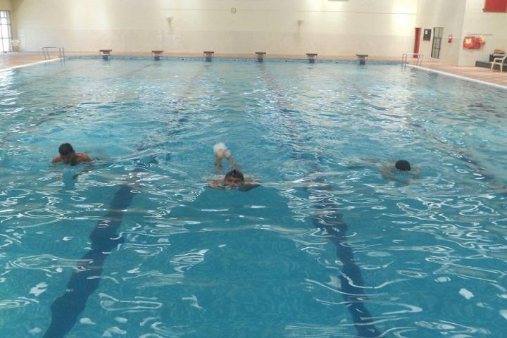 Bal Vikas Progressive School-Swimming pool