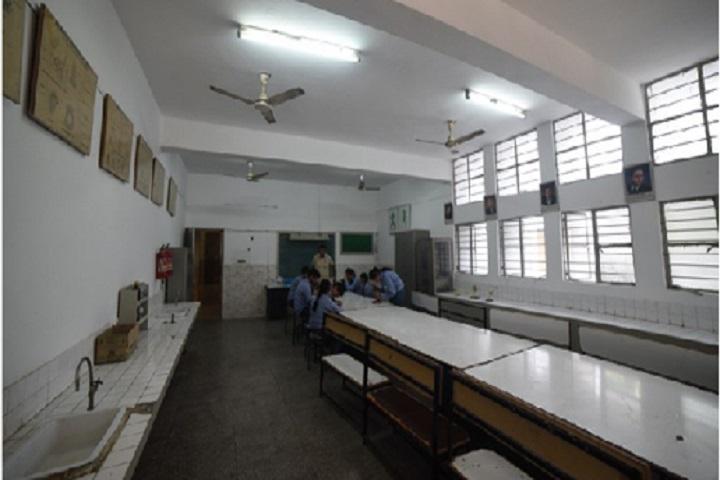 Bal Vikas School-Biology Lab