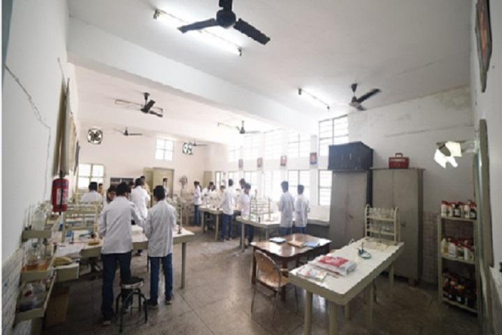 Bal Vikas School-Chemistry Lab