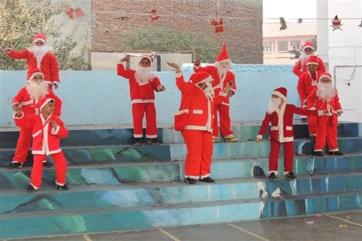 Bal Vikas School-Christmas Celebrations