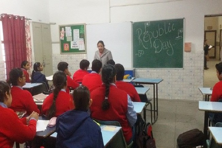 Bal Vikas School-Classroom