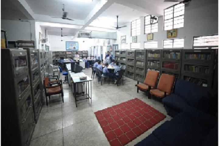 Bal Vikas School-Library