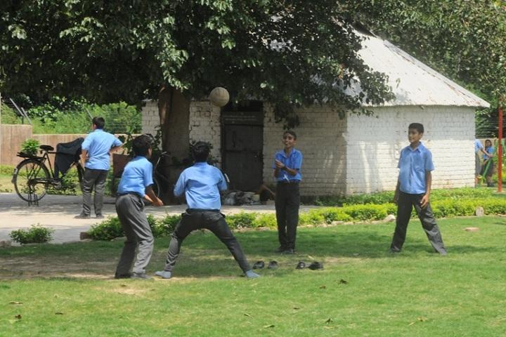 Ballistics Vidyalaya-Games