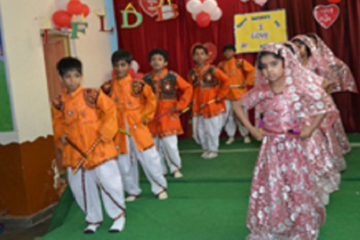 Basant Valley Public School-Dance