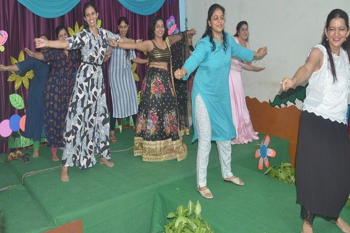 Basant Valley Public School-Events