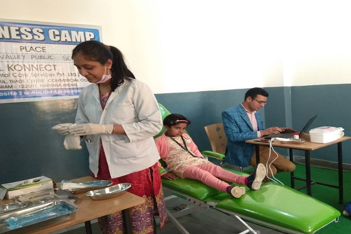 Basant Valley Public School-Medical