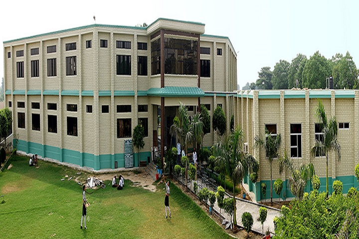 Bawani Khera Senior Secondary Public School-Campus view