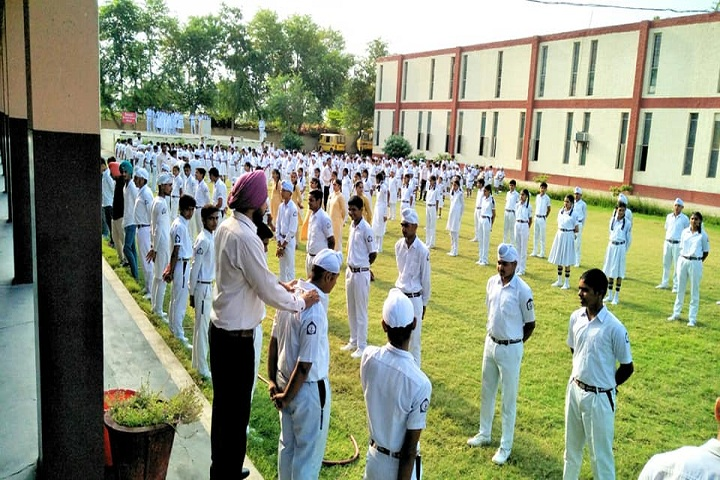Beant Vidya Bhawan-Assembly