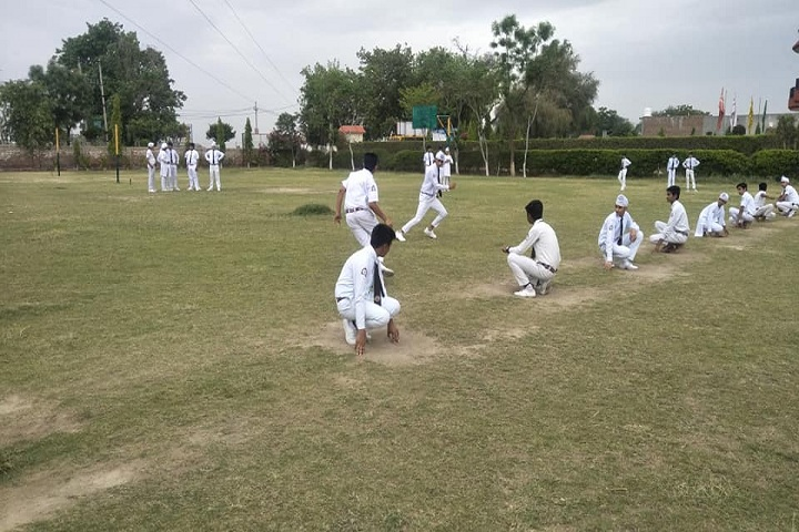 Beant Vidya Bhawan-Games