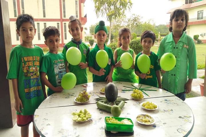Beant Vidya Bhawan-Green Day