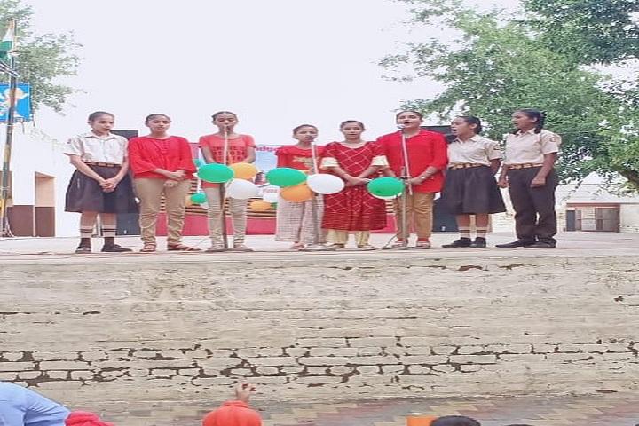 Beant Vidya Bhawan-Singing