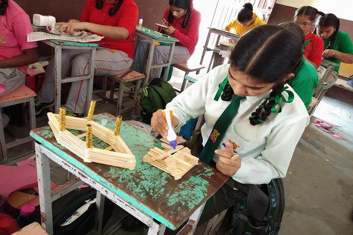 Bhagat Public School-Activity