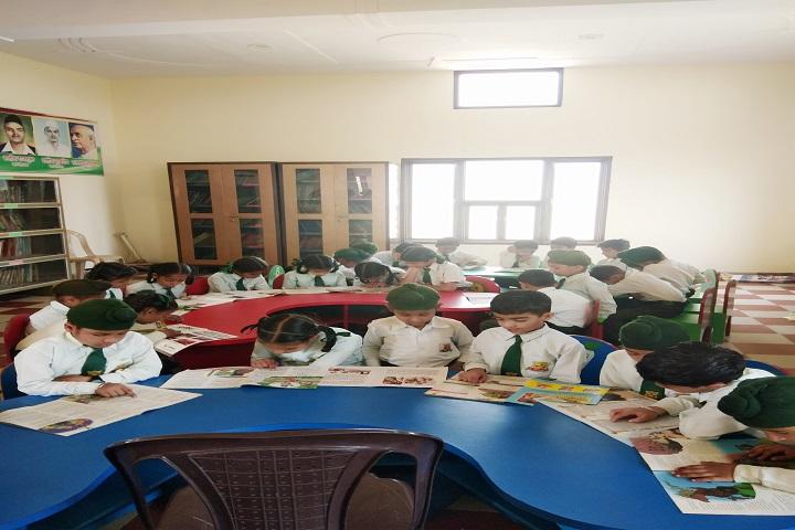 Bhagat Public School-Library