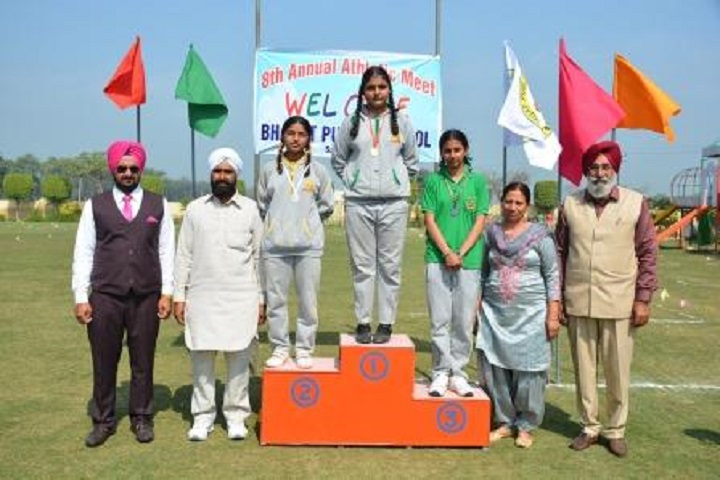Bhagat Public School-Athletic Meet