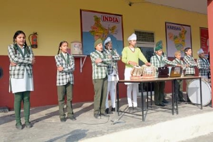 Bhagat Public School-Music Performance