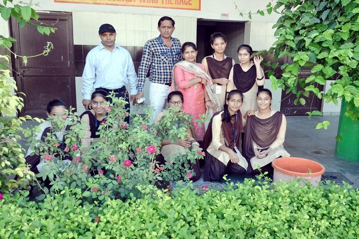 Bhagwan Parshuram Public School-Others Swachhata Campaign