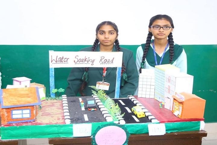 Bhagwan Parshuram Public School-Exhibition