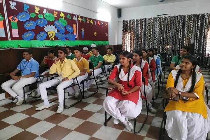 Bhagwan Parshuram Public School-Training Programmme