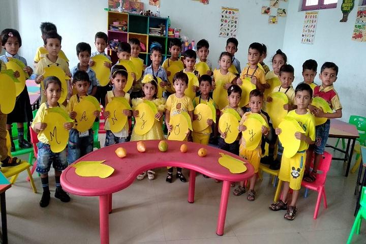 Bharat Public Senior Secondary School-Activity