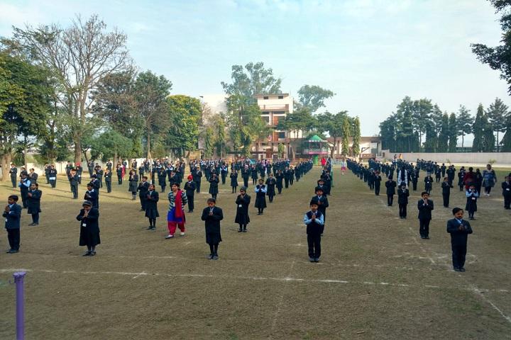 Bharat Public Senior Secondary School-Prayer