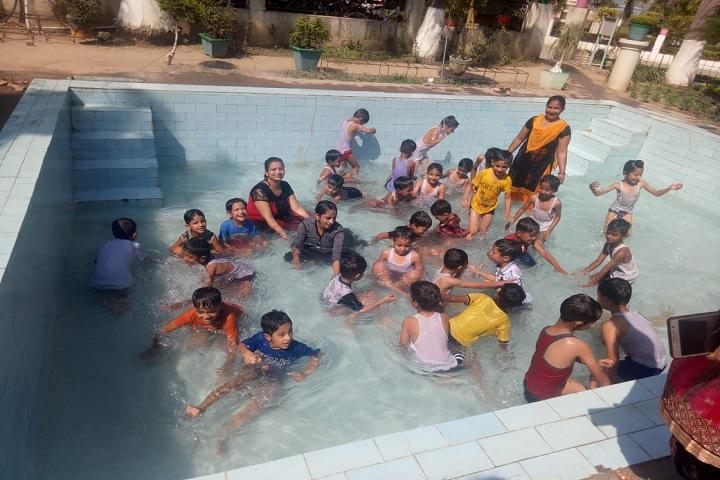 Bharat Public Senior Secondary School-Swimming Pool