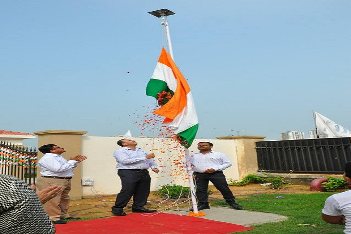 Bharat Ram Global School- Independence day