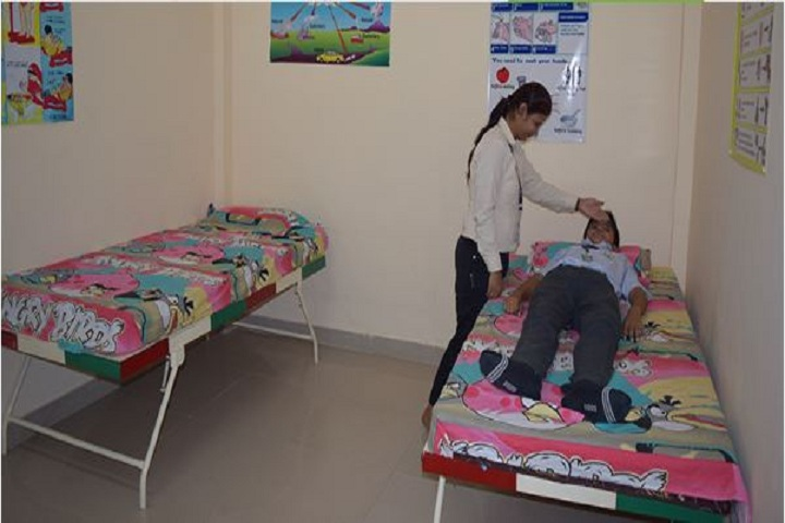 Bharat Ram Global School- Medical room