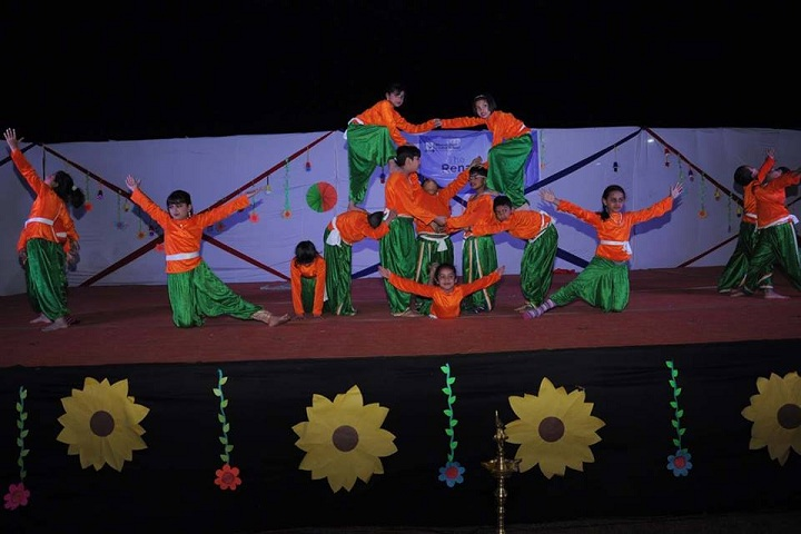 Bharat Ram Global School-Annual day
