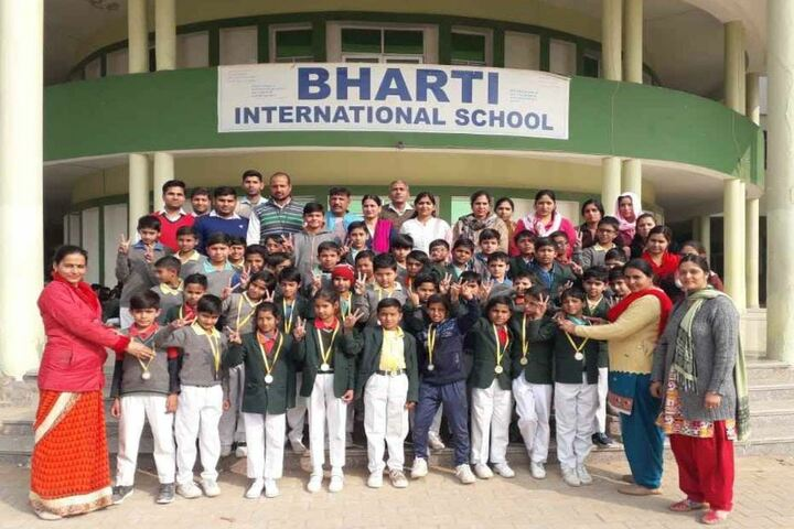 Bharti International School-Achievement