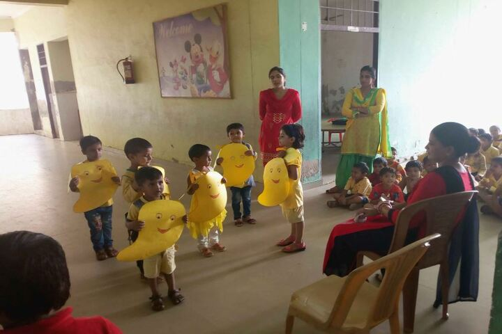 Bharti International School-Classroom Activity