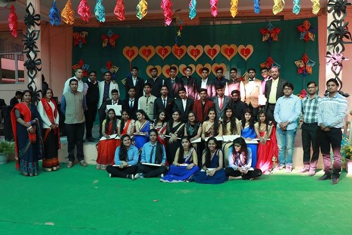 Bharti Public Senior Secondary School-Farewell