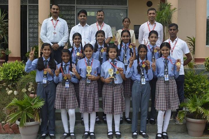 Bharti Public Senior Secondary School-Prizes