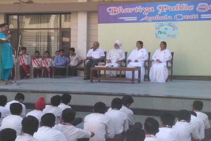 Bharatiya Public School- Event