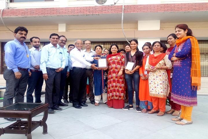 Bharatiya Public School- Teachers Day