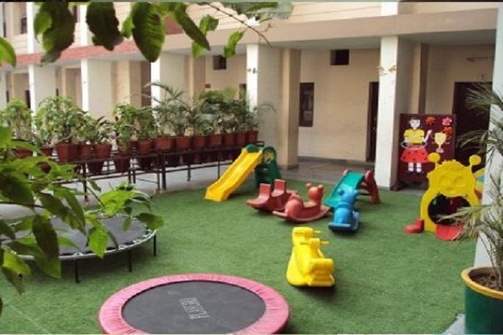 Bharatiya Public School- Games