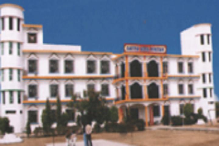 Bhartiya Vidya Niketan Senior Secondary School-Campus View
