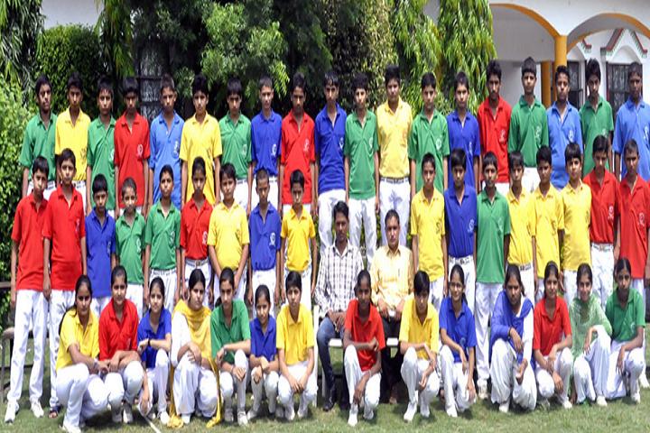 Bhartiya Vidya Niketan Senior Secondary School-Group Photo