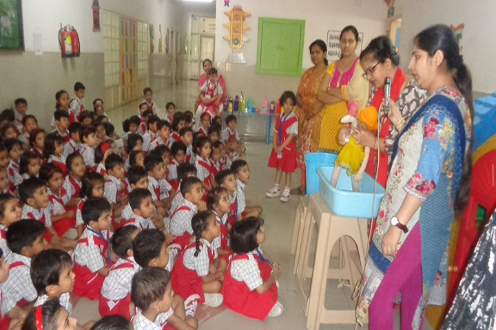 Bhavan Vidyala-activity1