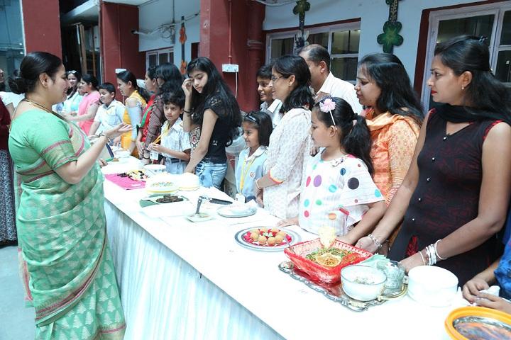 Bhavan Vidyala-parents day