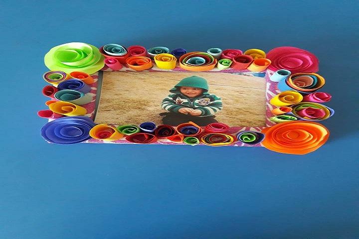 Bits International School-art and craft
