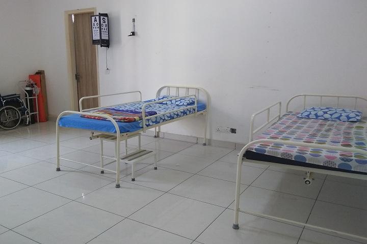 Blue Angels Global School-Medical Room