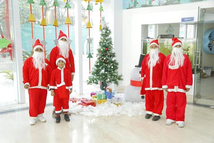Blue Angels Global School-Christmas Celebration