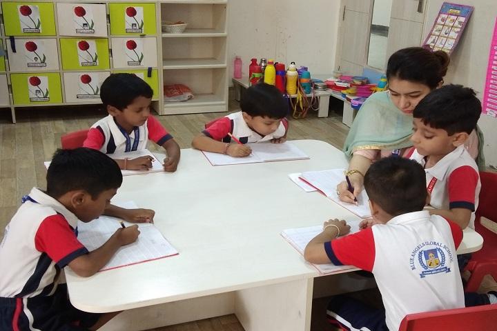 Blue Angels Global School-Classroom for Nursery