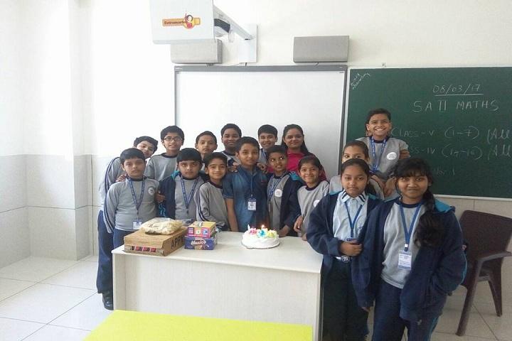 Blue Angels Global School-Smart Class